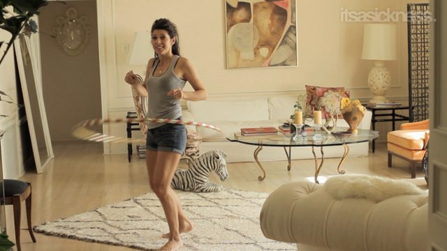 Marisa Tomei Workout