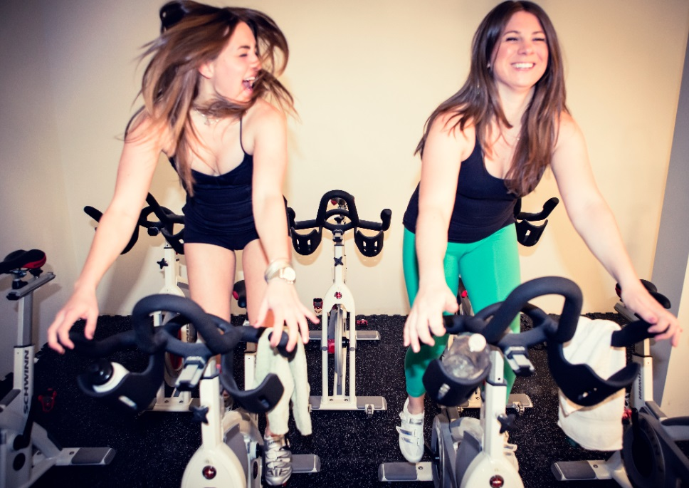 New York gets its first cycling-yoga combo studio