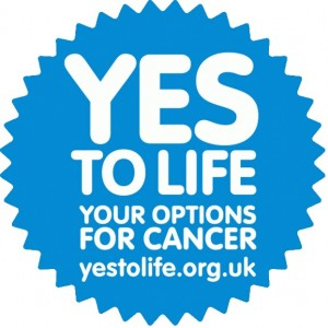 Yes to Life Logo