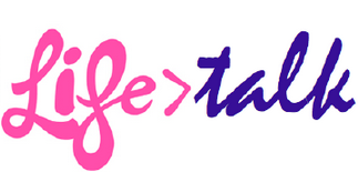 Life Talk Logo - A new cancer support group