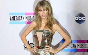 Taylor Swift in a sexy outfit