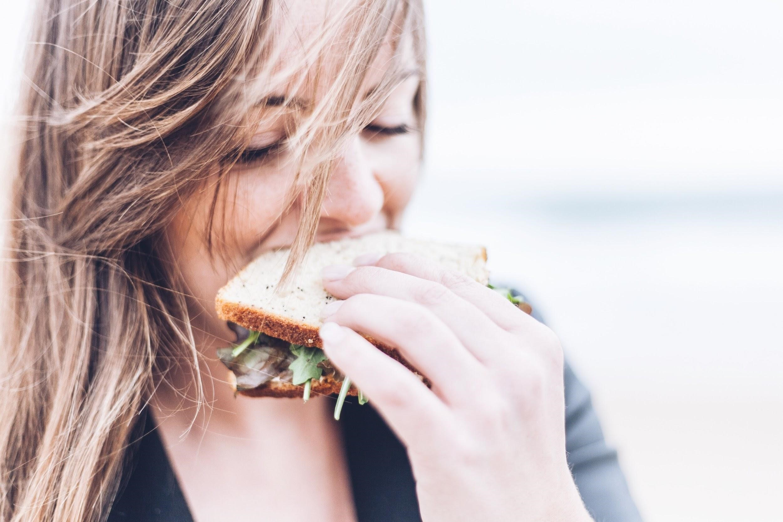how to replace unhealthy cravings with something healthy